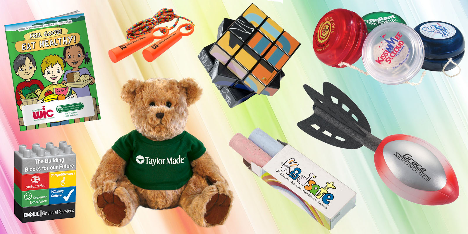 Promotional Products for Kids