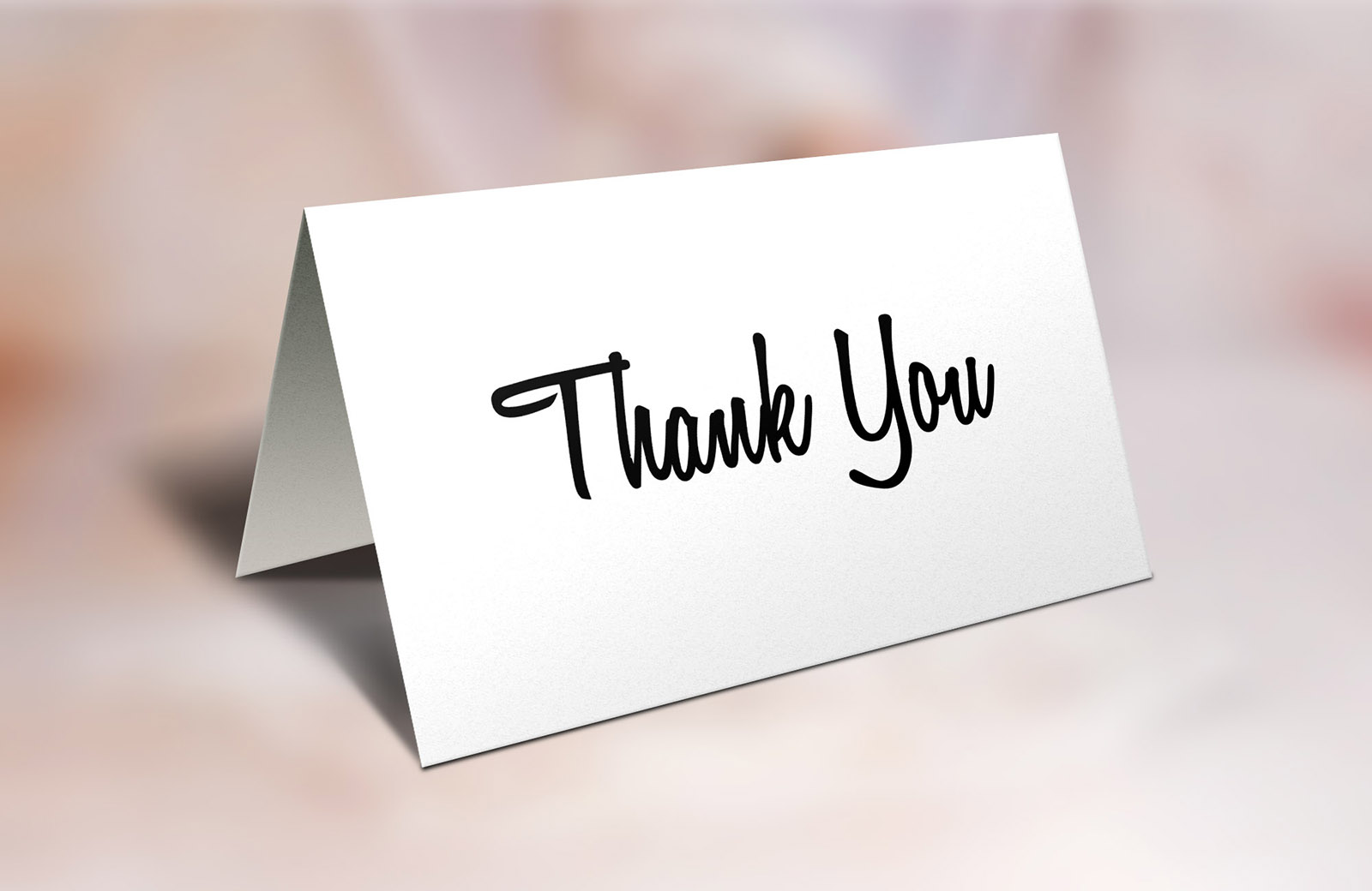 Are You Too Lazy to Send Thank You Cards? - TKO Marketing Solutions