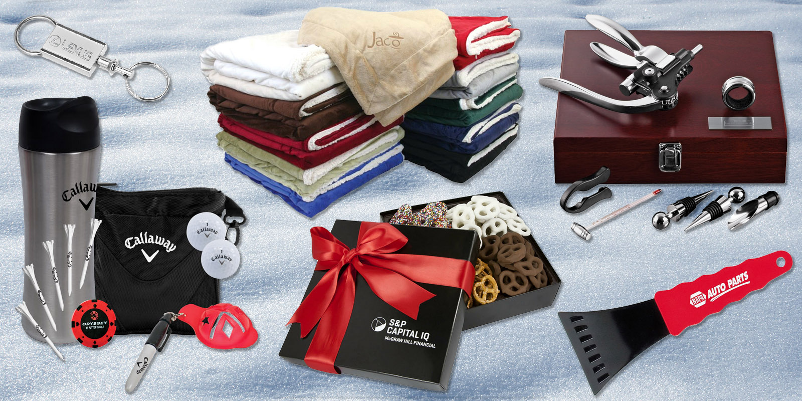 Is it time to think about holiday promotional gifts tko